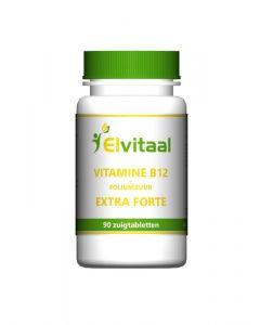 Vitamine B12 extra forte + foliumzuur