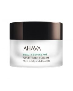 Beauty before age uplifting night cream
