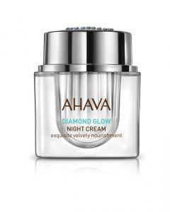 Diamond glow night cream
