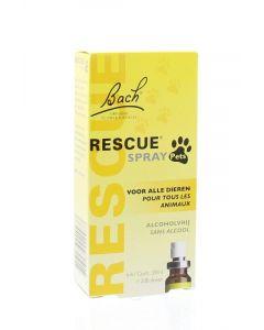 Rescue pets spray