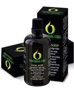 CBD Total sleep: cbd olie en slapen