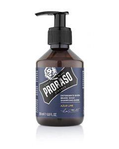 Proraso Baard shampoo azur & lime 200ml