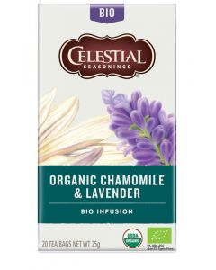 Organic lavender & chamomile