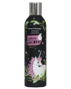 Douche & shampoo