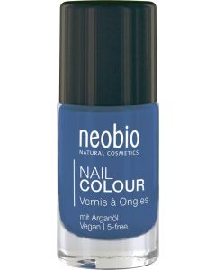 Nagellak 08 shiny blue