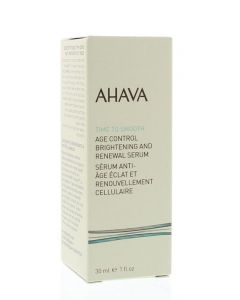 Age control brightening & renewal serum