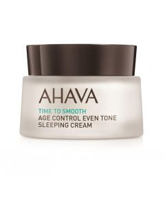 Ahava Age control even tone sleeping creme 50 ml