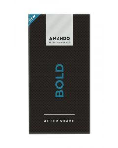 Amando Bold aftershave 50ml