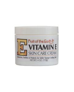 Fruit o t Earth Vitamine E huidcreme 113g