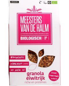 De Halm Granola eiwitrijk 350g