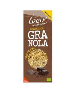 Bio granola chocolade