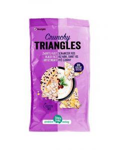 Triangles zwarte rijst