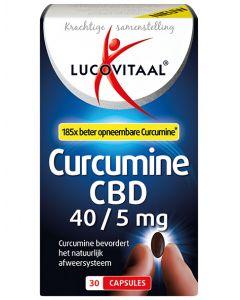 Curcumine CBD 40/5 mg