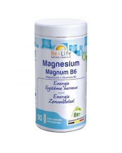 Mg magnum & B6