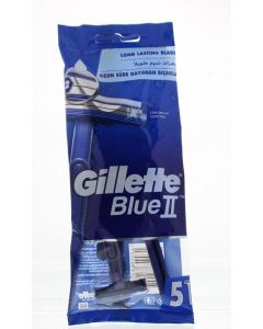 Gillette Blue II wegwerpmesjes 5st