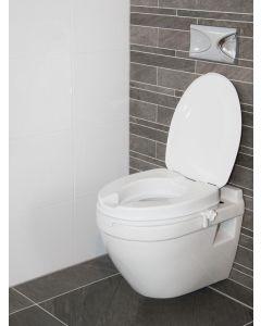 Atlantis toiletverhoger 5 cm met deksel
