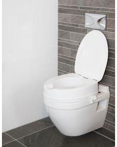 Atlantis toiletverhoger 10 cm met deksel