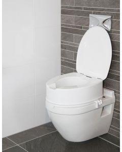 Able 2 Atlantis toiletverhoger 15 cm met deksel 1st