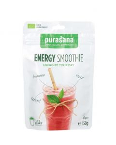 Energie smoothie bio vegan