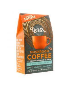 Mushroom coffee relax 10 gram zakjes