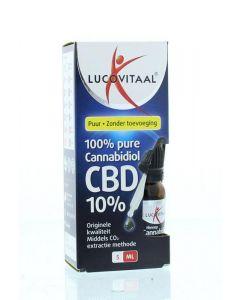 Lucovitaal CBD Olie 10% 5ml