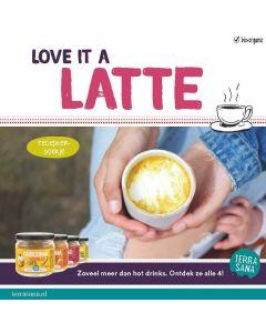 Terrasana Recepten boekje latte B2C 25st
