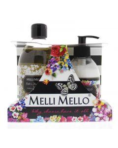 Melli Mello Geschenkverpakking Tess badgel & body lotion 1st