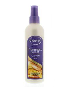 Spray amandel shine