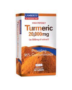 Curcuma 20.000 mg (turmeric)