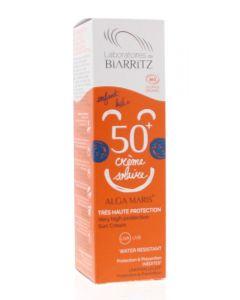Algamaris Baby/Kinder Zonnebrand SPF50+ bio