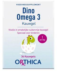 Dino omega 3 kauwgels