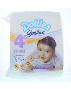 Sensitive baby luiers maxi 4+