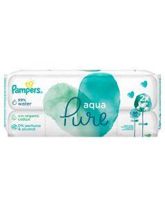 Pampers Pure protect pure aqua 48 stuks 2x48st
