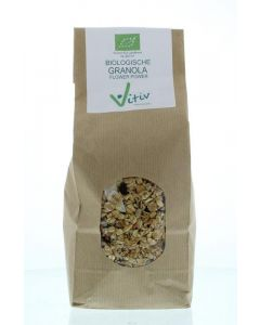 Vitiv Granola flower power bio 500g