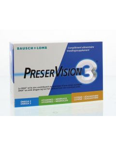 Bausch & Lomb Preservision 3 60ca