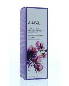 Ahava Mineral handcream spring blossom 100ml