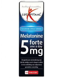 Melatonine 5 mg forte