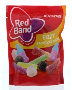 Red Band Snoepmix fizzy 265g
