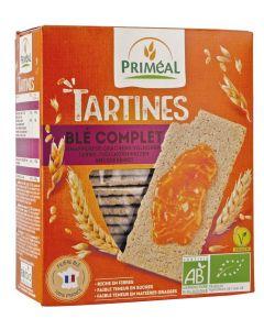 Volkoren tarwe crackers
