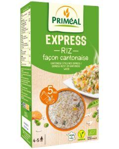 Rijst express gekookt Cantonees