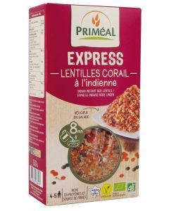 Linzen express gekookt Indian