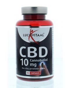Lucovitaal CBD 10 mg 90ca