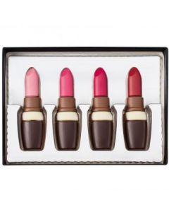 Merkloos Chocolade lippenstift 55g