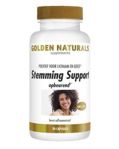 Golden Naturals stemming support gn 30vc