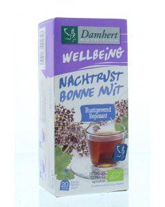 Damhert Tea time goede nachtrustthee 20st