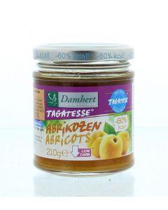 Dieetconfituur abrikoos