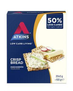 Atkins Crispbread 5 gram 20x5g