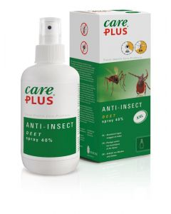 Care Plus Anti-Insect Deet Lotion Spray 40% 200ml