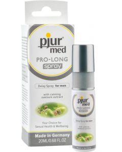 Med pro-long spray glijmiddel