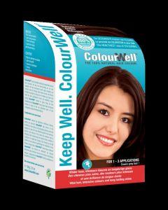 100% natuurlijke haarkleur mahonie